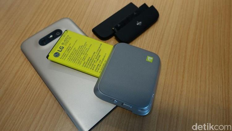 Peluncuran LG G5 SE di Indonesia