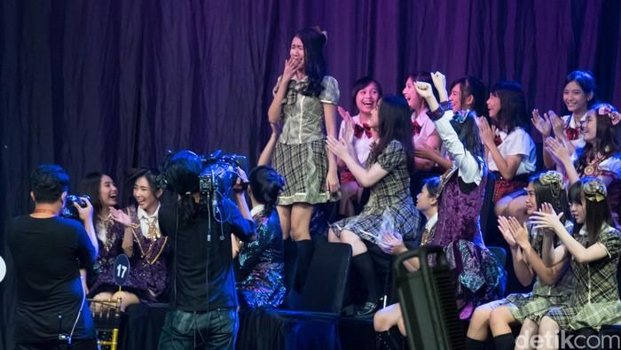 JKT48 kembali menggelar pemilu (sousenkyo) untuk memilih 16 member yang berhak membawakan single teranyar mereka Mae Shika Mukanee.