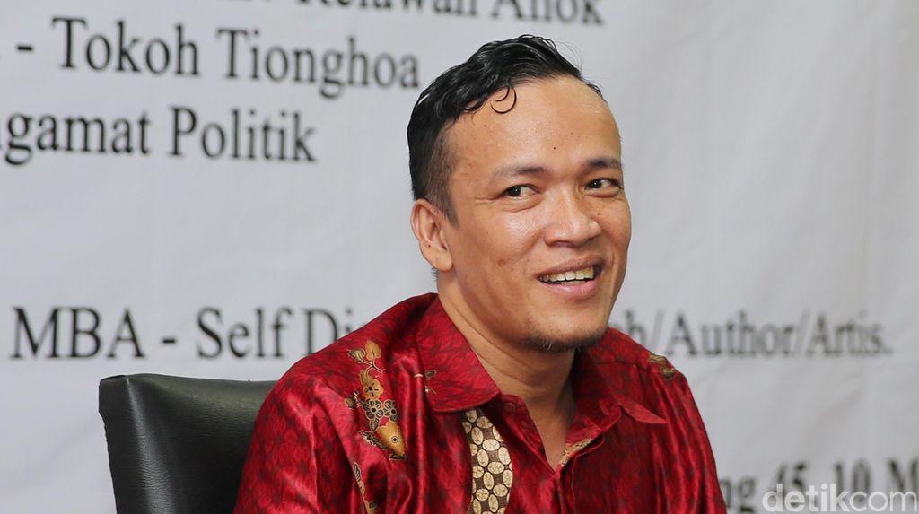 Relawan JoMan Sebut Rapsel Ali Calon Menteri Baru Jokowi