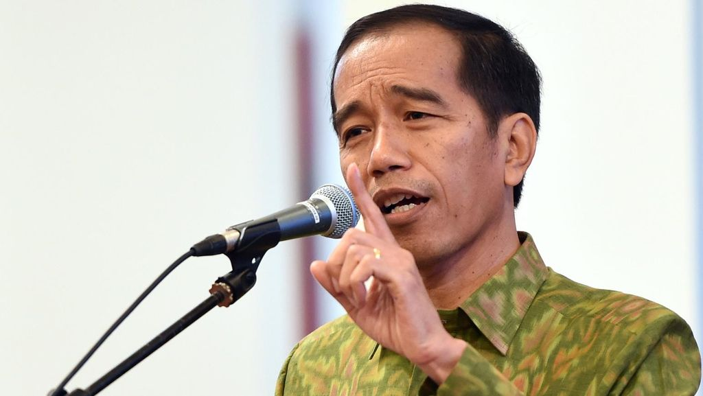 Jokowi: Jangan Bermain-main dengan Uang Rakyat