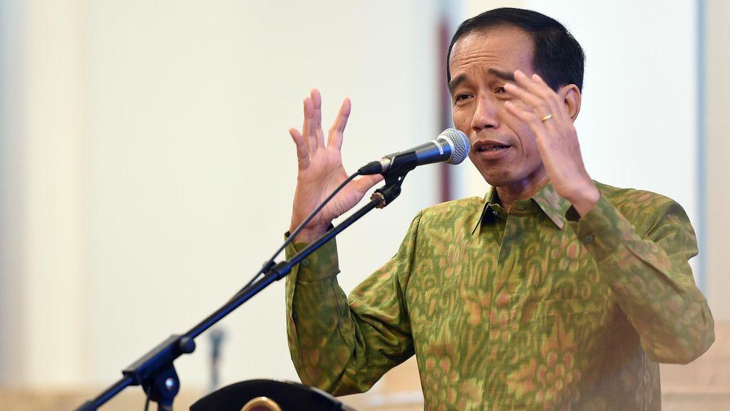 Jokowi Panggil Lagi Para Menteri Bahas Harga Pangan yang Melonjak