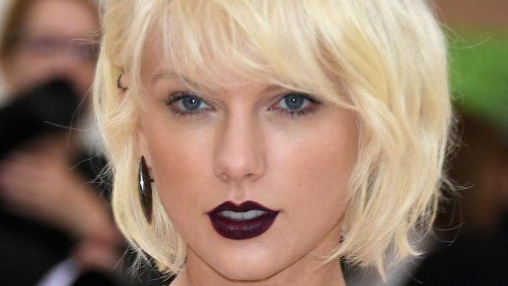 Bibir Seperti Taylor Swift Paling Disukai Para Pria