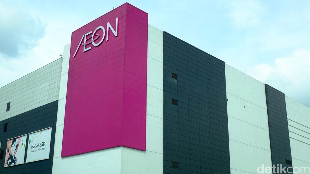 Penutupan AEON Mall BSD Usai Corona Jangkiti 2 Karyawan