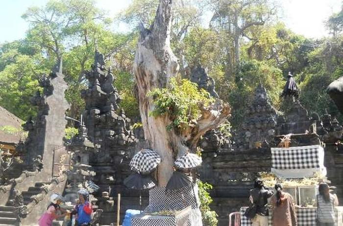 Pura Bali Kelelawar