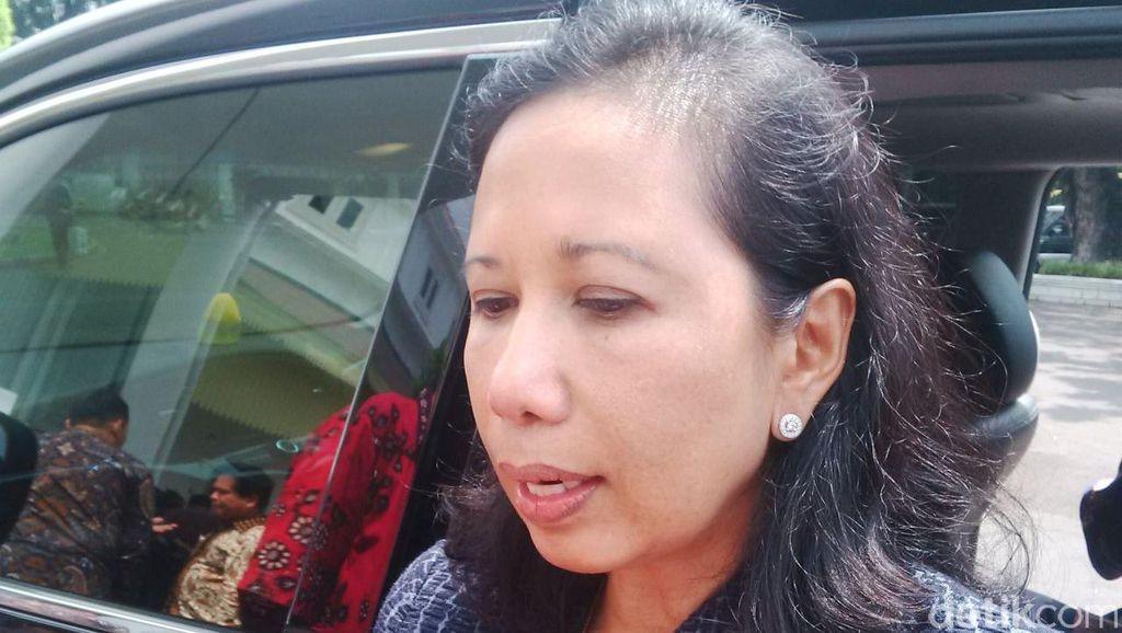 Soal Usulan Bisa Ikut Rapat Lagi di DPR, Rini: Belum Tahu