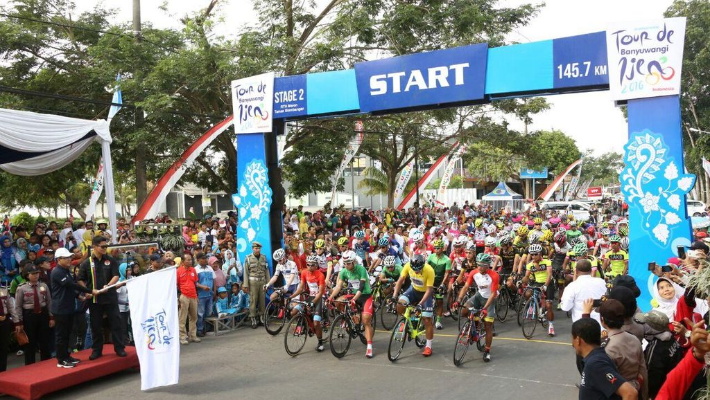 Pouly Didiskualifikasi, Gelar Juara Tour de Ijen 2016 Pindah Tangan