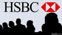 Dokumen Rahasia Bocor! HSBC Diduga Bantu Penipuan Jutaan Dolar
