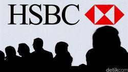 Laba HSBC Anjlok 65% di Semester Pertama 2020