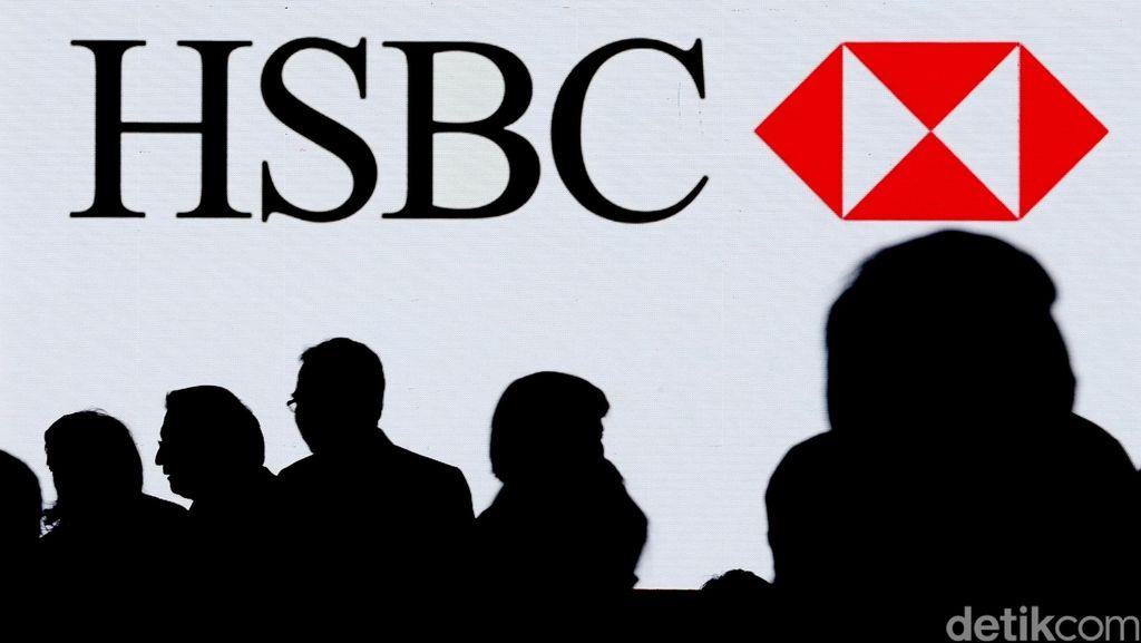 Terseret Perang Dagang, HSBC Bingung Pilih AS atau China