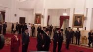 Presiden Jokowi Lantik Komisioner Kompolnas