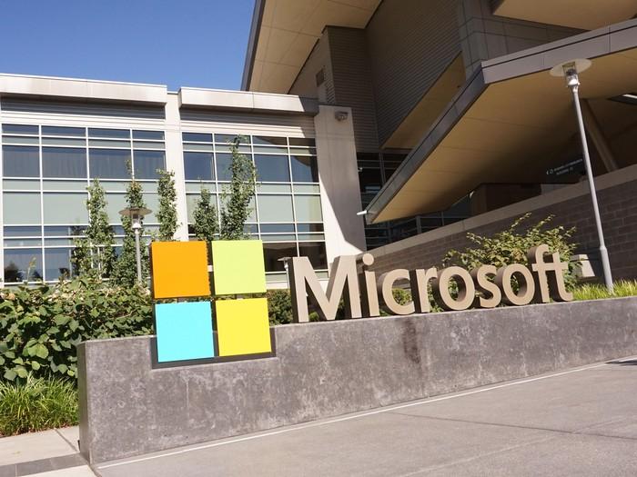 Kantor Microsoft Redmond