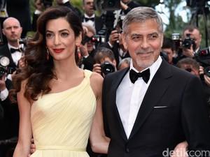 Insiden Kecelakaan George Clooney Terjadi karena Silau Matahari