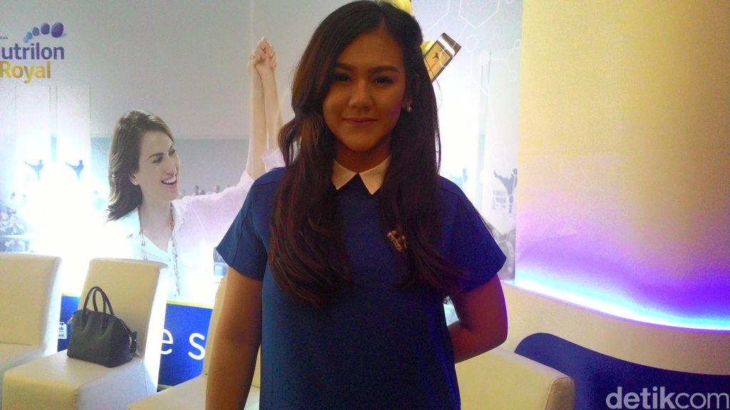 Trik Sissy Priscillia Tetap Dekat dengan Anak Meski Sibuk: No Baby Sitter!