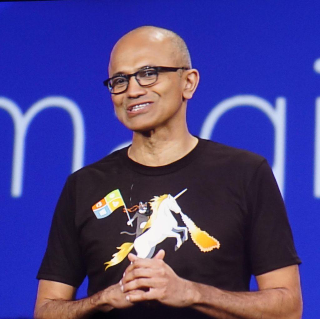 CEO Microsoft Diguyur Rp 391 Miliar