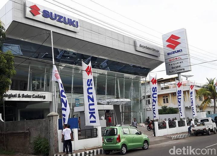 Suzuki Resmikan Diler Ende NTT