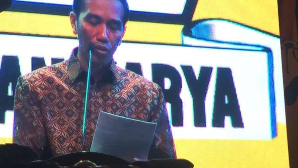 Golkar atau Jokowi yang Menunggangi