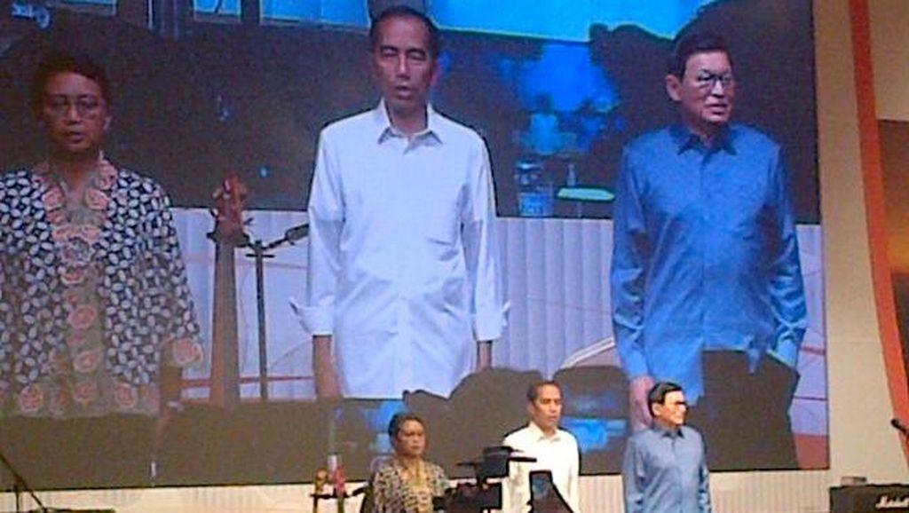 Jokowi Tiba di Korsel, Diaspora Indonesia: Annyeonghaseyo