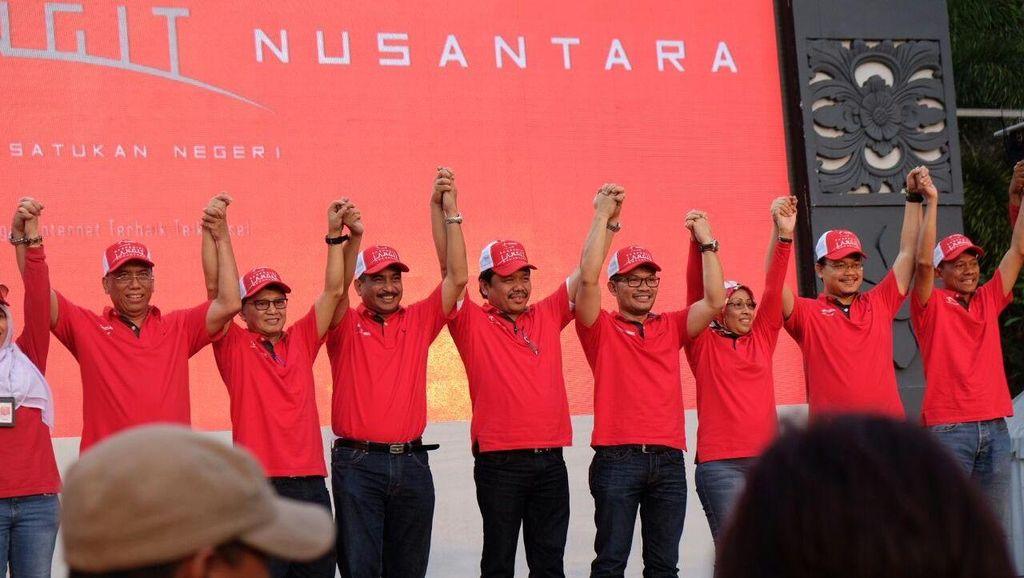 Mata Langit Elang Nusa Diminta Menpar Jadi Promosi Wisata Indonesia