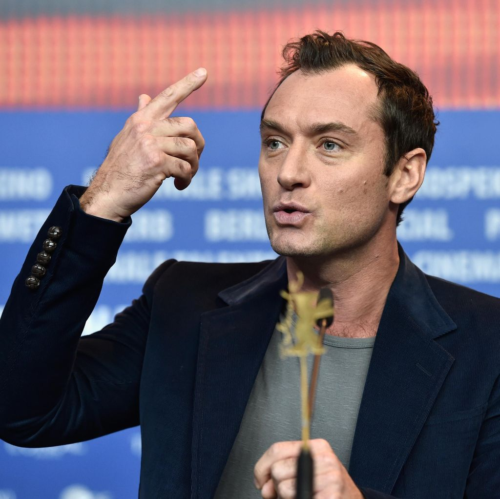 Jude Law Jadi Pengisi Suara Buku Harry Potter