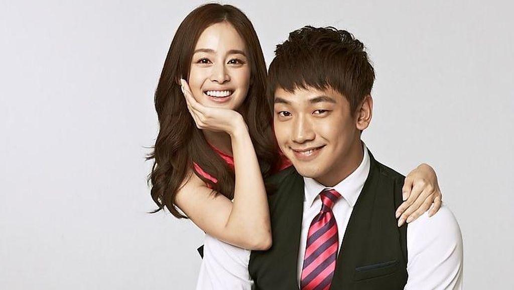 Rain dan Kim Tae Hee Pilih Bulan Madu di Indonesia