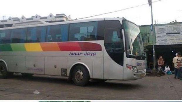 Bus Sinar Jaya