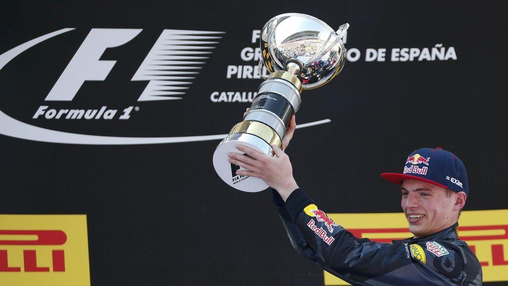 Max Verstappen Jadi Juara Termuda F1