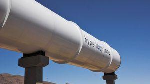 Alasan Kereta Super Hyperloop Pilih Indonesia