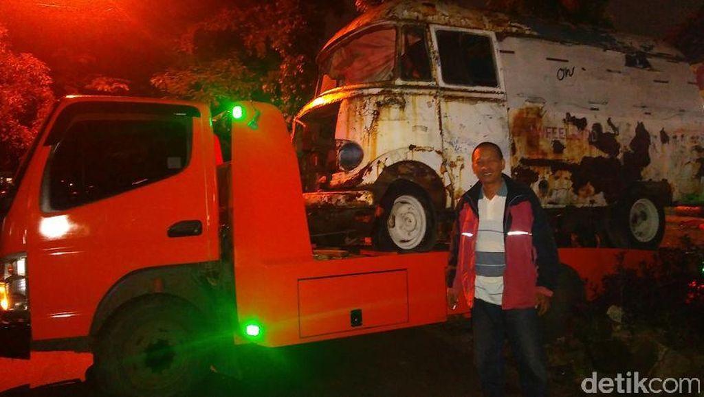 Ambulans Horor Sudah Lenyap dari Bandung, Wisatawan Tetap Sambangi Jl Bahureksa