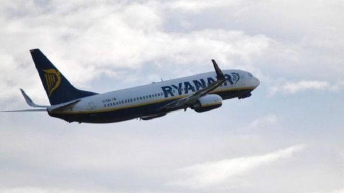 Ditakut-takuti bom, pesawat Ryanair ke Manchester dikosongkan
