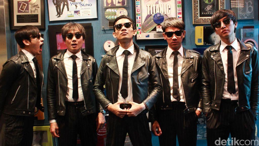 Awet! 5 Band Indonesia Ini Tak Pernah Ganti Personel