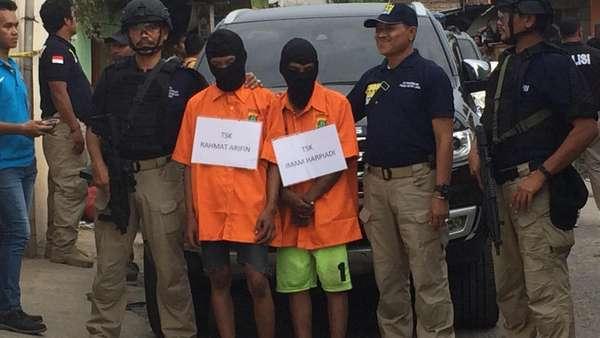 Ini Peran 3 Tersangka Pembunuhan Sadis Eno di Tangerang