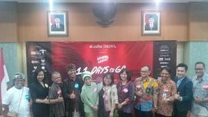 Dukung Indonesian Weekend di London, Kemenpar Sebut Inggris Pasar Wisata Potensial