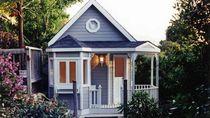 Rumah-rumah Mainan Cantik Ini Dijual Hingga Rp 1 Miliar