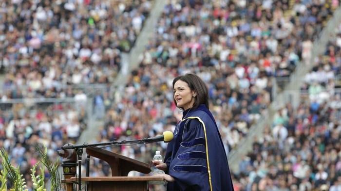 Sheryl Sandberg. Foto: Istimewa