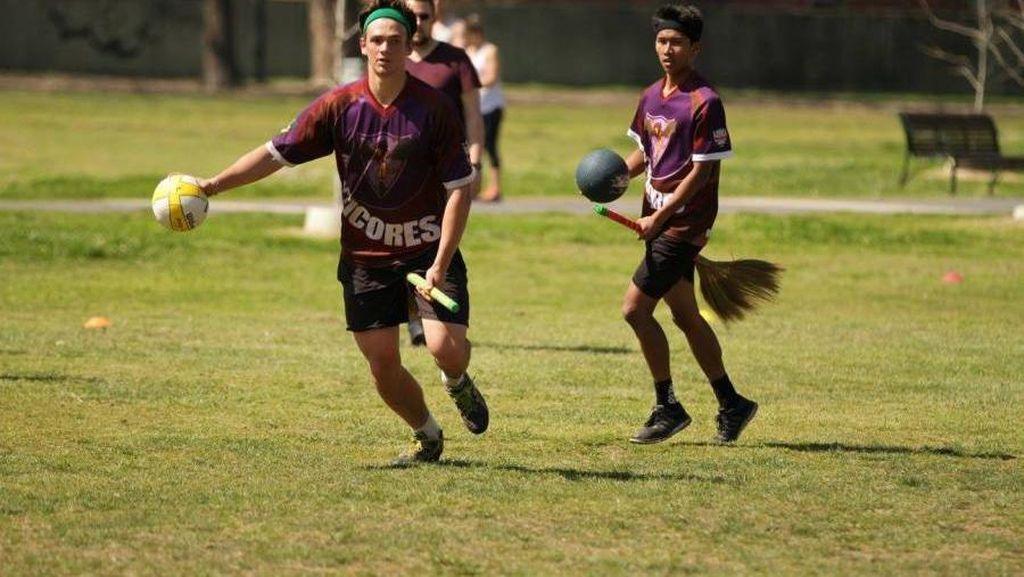 Pemuda Indonesia Deni Tasman Perkuat Tim Quidditch Australia ke Piala Dunia