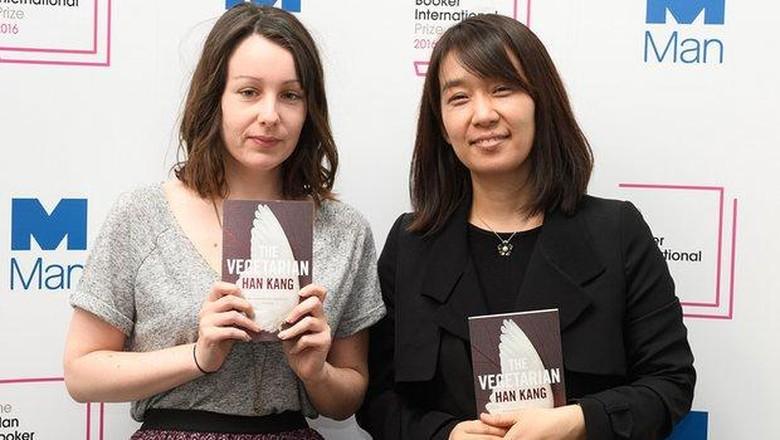 Penulis Korea Han Kang akan Kubur Buku Selama 100 Tahun di Hutan