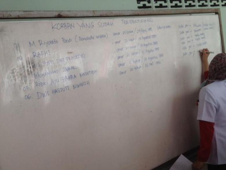Total 10 Jenazah Korban Banjir dan Longsor di Sibolangit yang Diidentifikasi