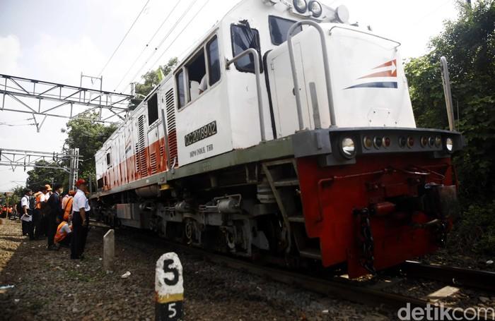 Ilustrasi kereta api (Foto: Rachman Haryanto/detikcom)