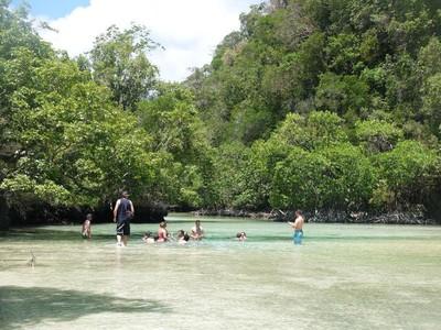 Danau Kakaban Tutup, Ria Ricis Kok Bisa Liburan di Sana?