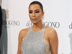 Demi Kembali Langsing, Kim Kardashian Punya iPad Khusus untuk Diet & Fitnes