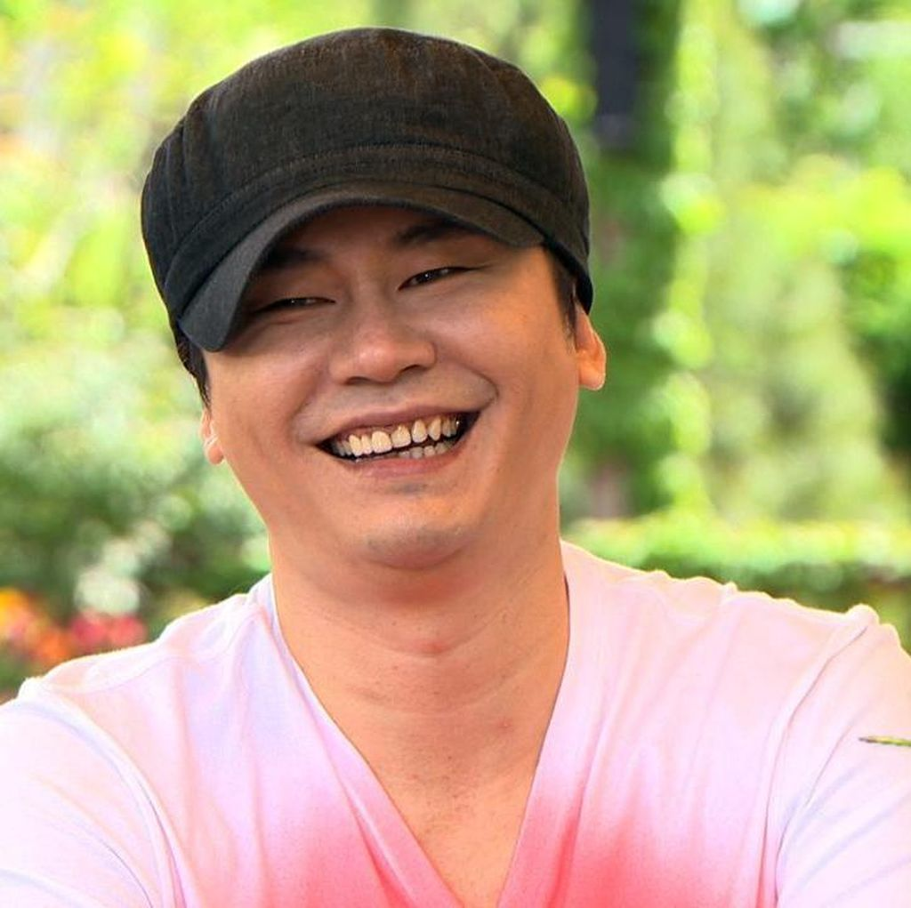 YG Entertainment Bantah Yang Hyun Suk Terlibat Prostitusi