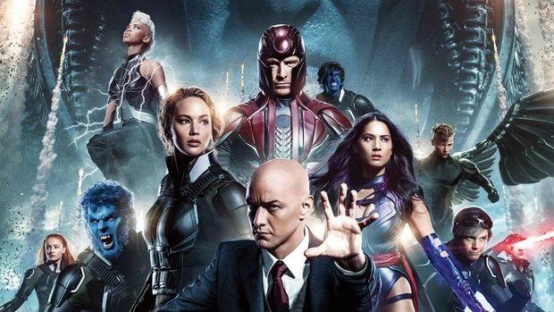Dokumentasi X-Men Apocalypse