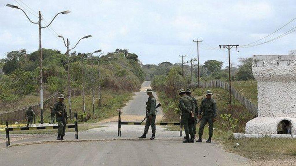 Diculik Kelompok Bersenjata, 8 Tentara Venezuela Telah Diselamatkan