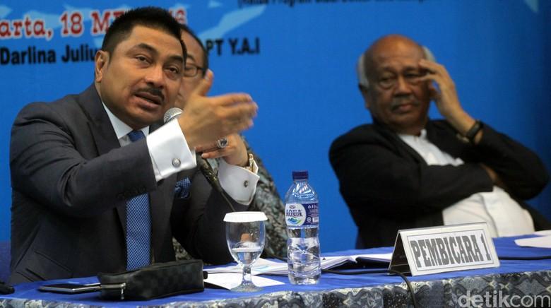 Pimpinan Komisi IV DPR Bela Buwas soal Polemik dengan Mendag