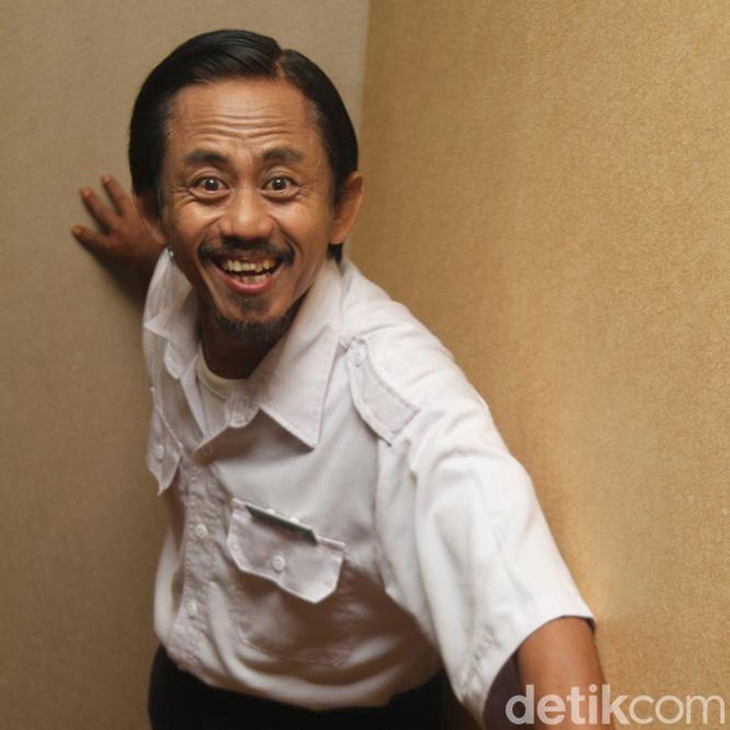 4 Perjalanan Karier Epy Kusnandar, Pemeran Kang Mus di Preman Pensiun