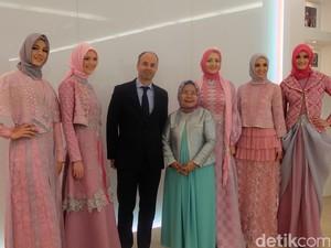 Feny Mustafa: Indonesia Layak Jadi Kiblat Mode Muslim Dunia