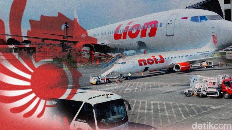 KNKT: Pesawat Lion Air yang Jatuh Masih Sangat Baru