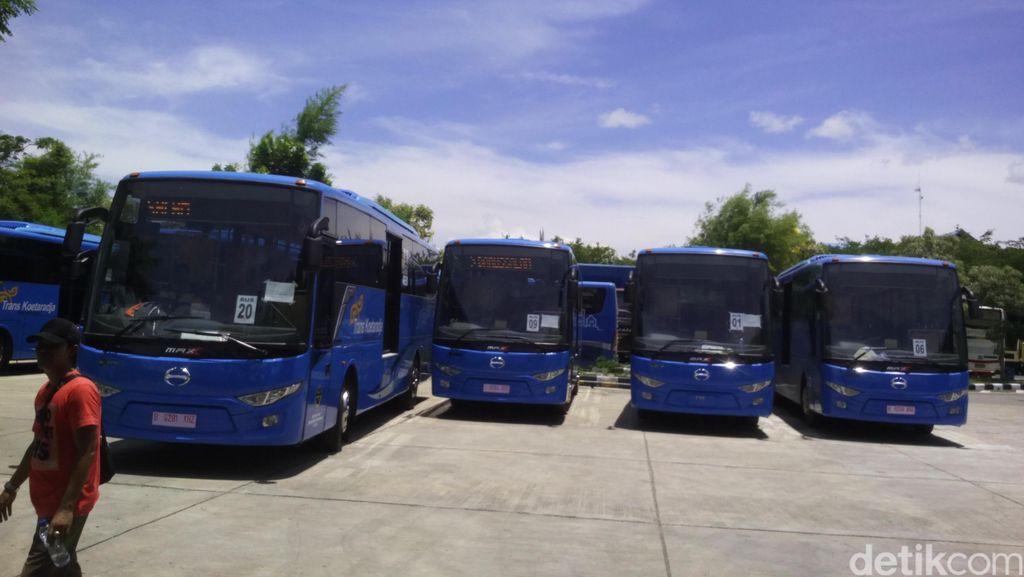 Naik TransK Gratis, Pemprov Aceh Kucurkan Rp 11 M untuk Operasional
