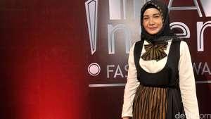 Zaskia Sungkar Siap Eksis di Oxford Fashion Studio Inggris