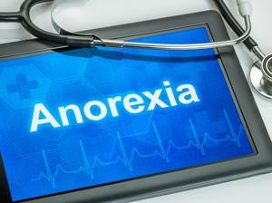 Ini Tanda-tanda Kamu Mengidap Anoreksia